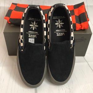 VANS Taka Hayashi LX Checkerboard black - Size 7